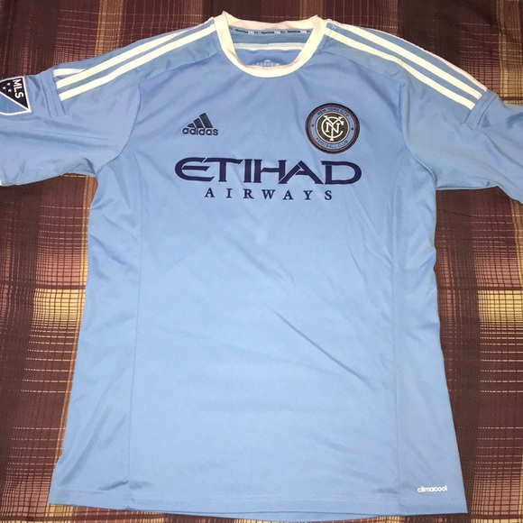 905ad4ee1 adidas Other - Adidas NYCFC Home Jersey